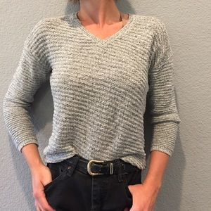 Calvin Klein simple knit sweater